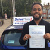 Excellent driving school, drivethrul driving instructor is awesome