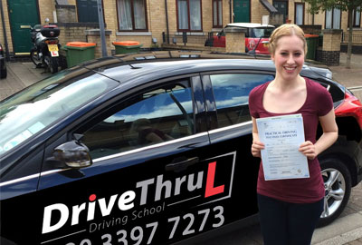 Driving School East London DriveThruL | Driving Lessons Docklands E14