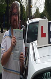 bens driving test east london