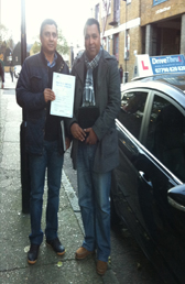 pass your driving test london