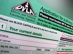 Applying for uk provisional driving licence. Getting a provisional on social security application, driving license, cash application, bank account application, green card application,